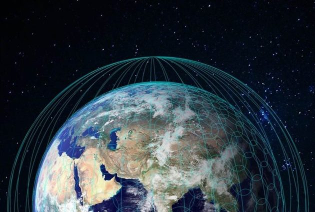 SpaceX advances plan to build a global wireless Internet network
