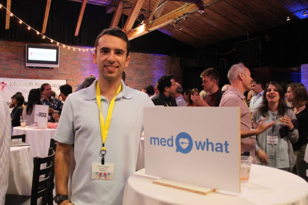 Arturo Devesa, the CEO and Founder of MedWhat
