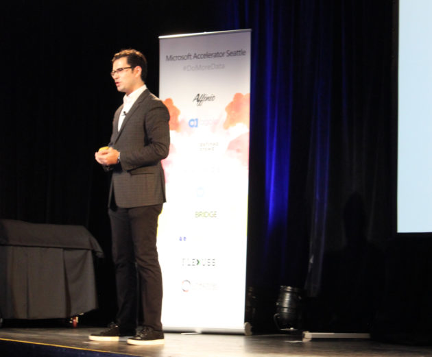 Sage Wohns, CEO & Co-Founder of Agolo.