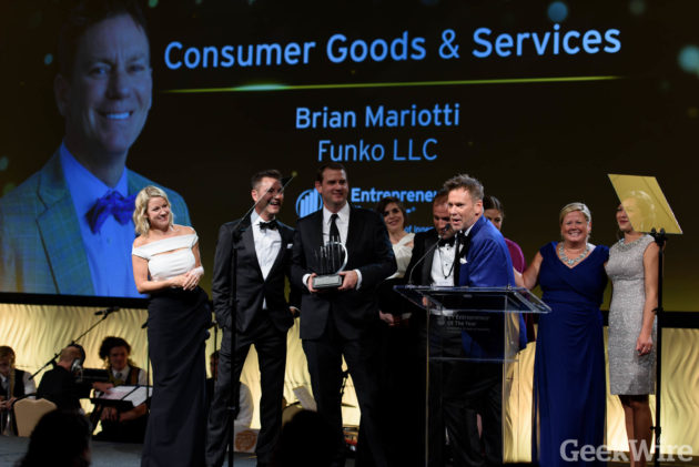 Brian Mariotti - EY Entrepreneur of the Year Awards
