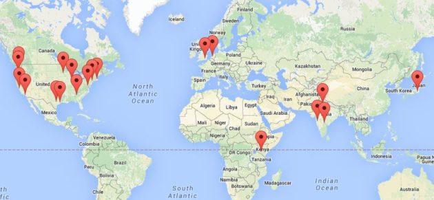 ABI map