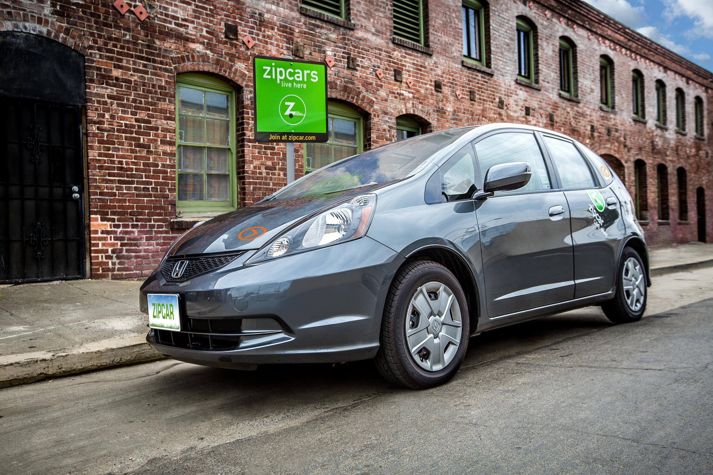 Zipcar Brings One Way Car Sharing Service To Seattle Including Drop