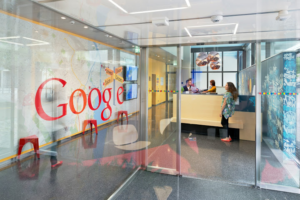 Google's Zurich offices (via Google)