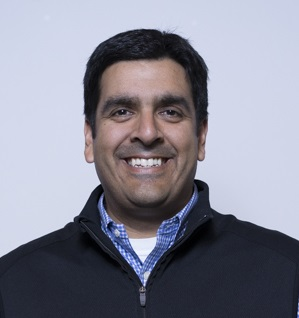 PayByPhone CEO Kush Parikh. Photo via PayByPhone.