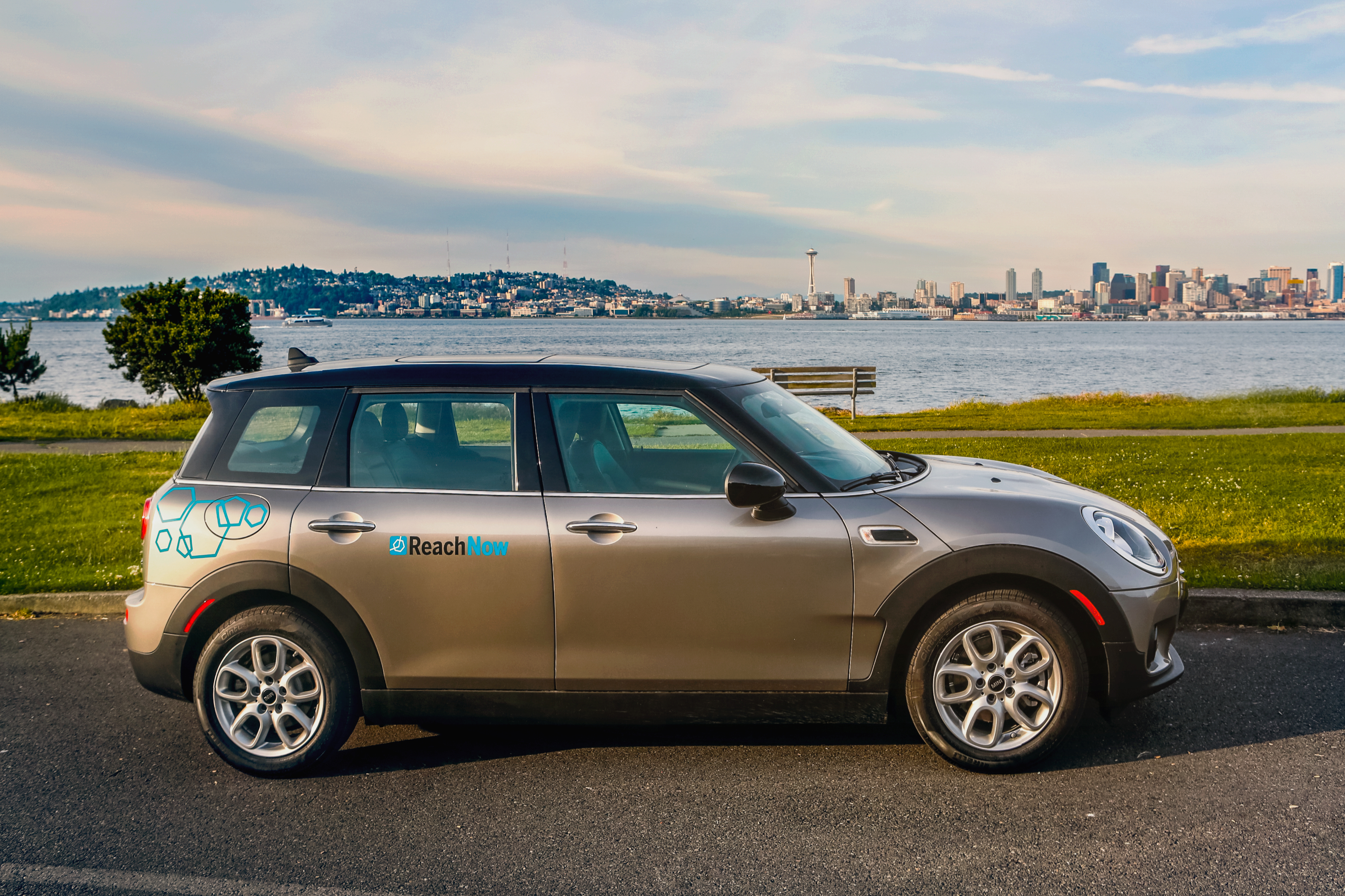 Bmw S Reachnow Car Sharing Service Expands Service Area