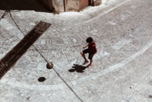 Shot on iPhone soccer
