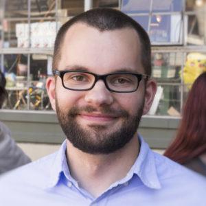 Expertise Co-founder Kyle Johnson.