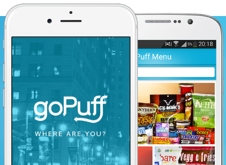 Alcohol delivery party gets more crowded as goPuff brings