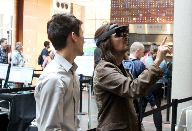 Inside the 'world's first HoloLens class': UW computer