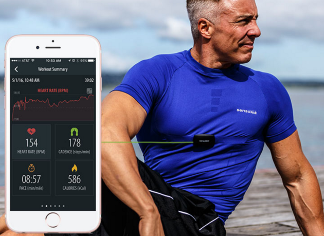 Sensoria launches line of smarter sports tops and improved app to monitor heart rate