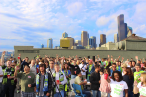 sounders day crowd pic (5)
