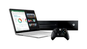 Surface and Xbox One