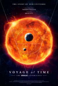 """""""Voyage of Time"""" IMAX poster"""