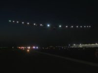 Solar Impulse in Seville