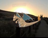 Pokémon Go through HoloLens