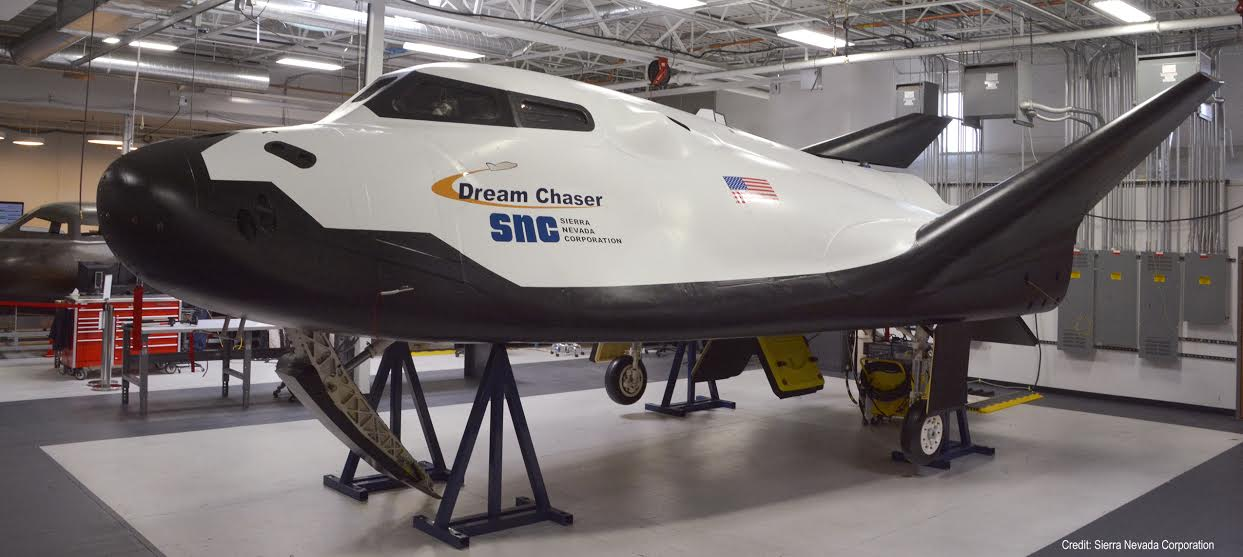 Dream Chaser Spaceship Prototype Is Ready To Fly Geekwire