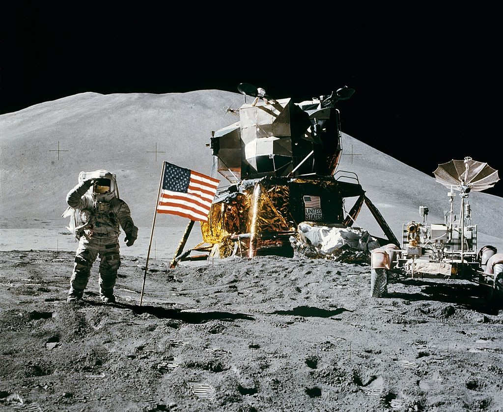 Apollo astronauts' bad hearts linked to space radiation ...
