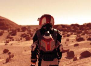 "Scene from ""Mars"""
