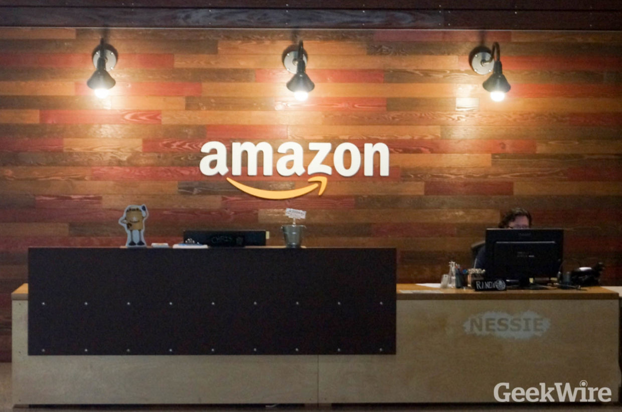 Amazon to create permanent shelter for homeless families on its Seattle campus