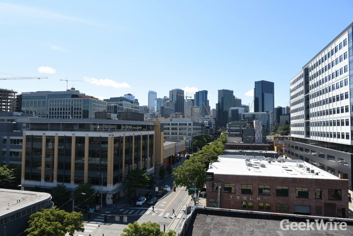 What It S Like To Take Amazon S New Seattle Headquarters