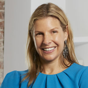 Clear CEO Caryn Seidman-Becker