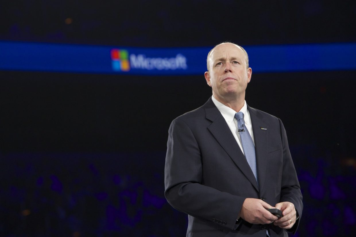 Microsoft COO Kevin Turner, mainstay of the Ballmer era, departs to lead investment firm