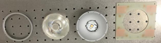 LensVector pieces