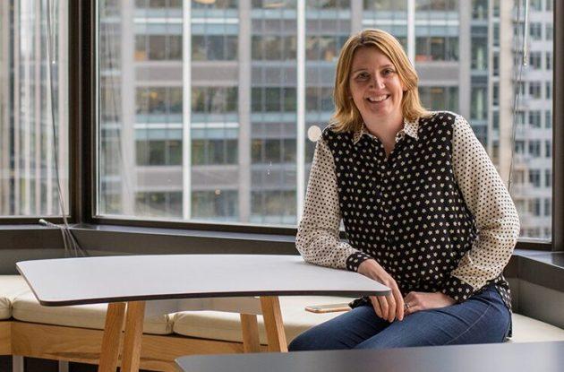 Avvo CFO Monica Williams.