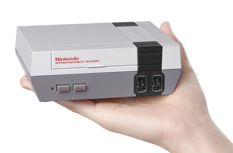 Nintendo's $60 'NES Classic Edition' mini console will come with 30 retro games and