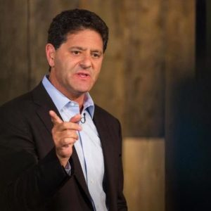 """Nick Hanauer, a venture capitalist and progressive activist said that if workers are going to boost their wages, """"you're not going to do it individually, you're going to do it collectively."""""""
