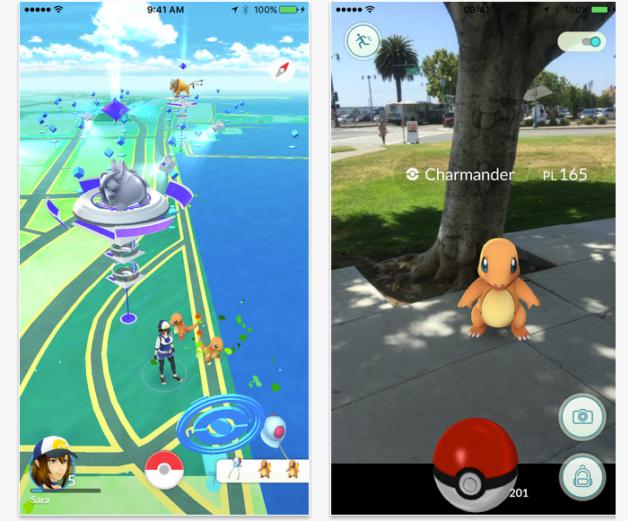 Screenshots via Nintendo/iTunes.