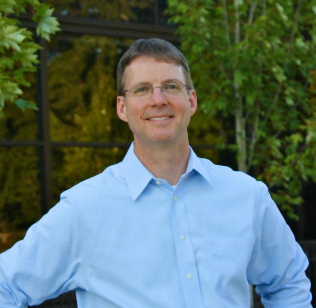 INRIX VP of Human Resources Scott Baker.