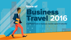 Concur business travel report