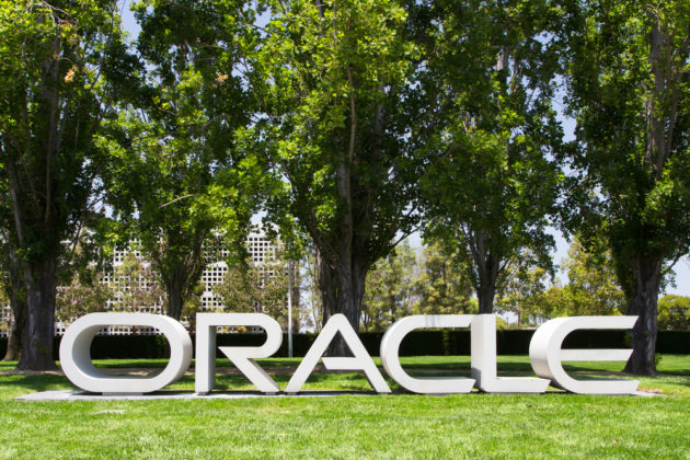 Oracle's headquarters in Redwood City. Photo: Ken Wolter / Shutterstock.com