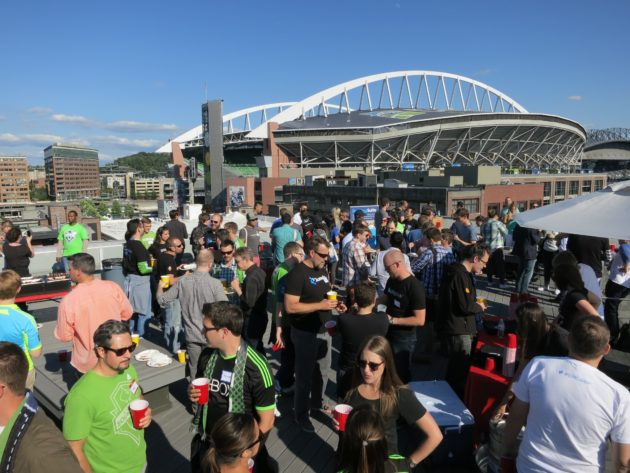 Sounders Day 2016