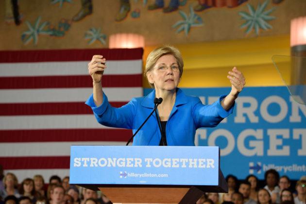 U.S. Sen. Elizabeth Warren. (Evan El-Amin / Shutterstock.com)