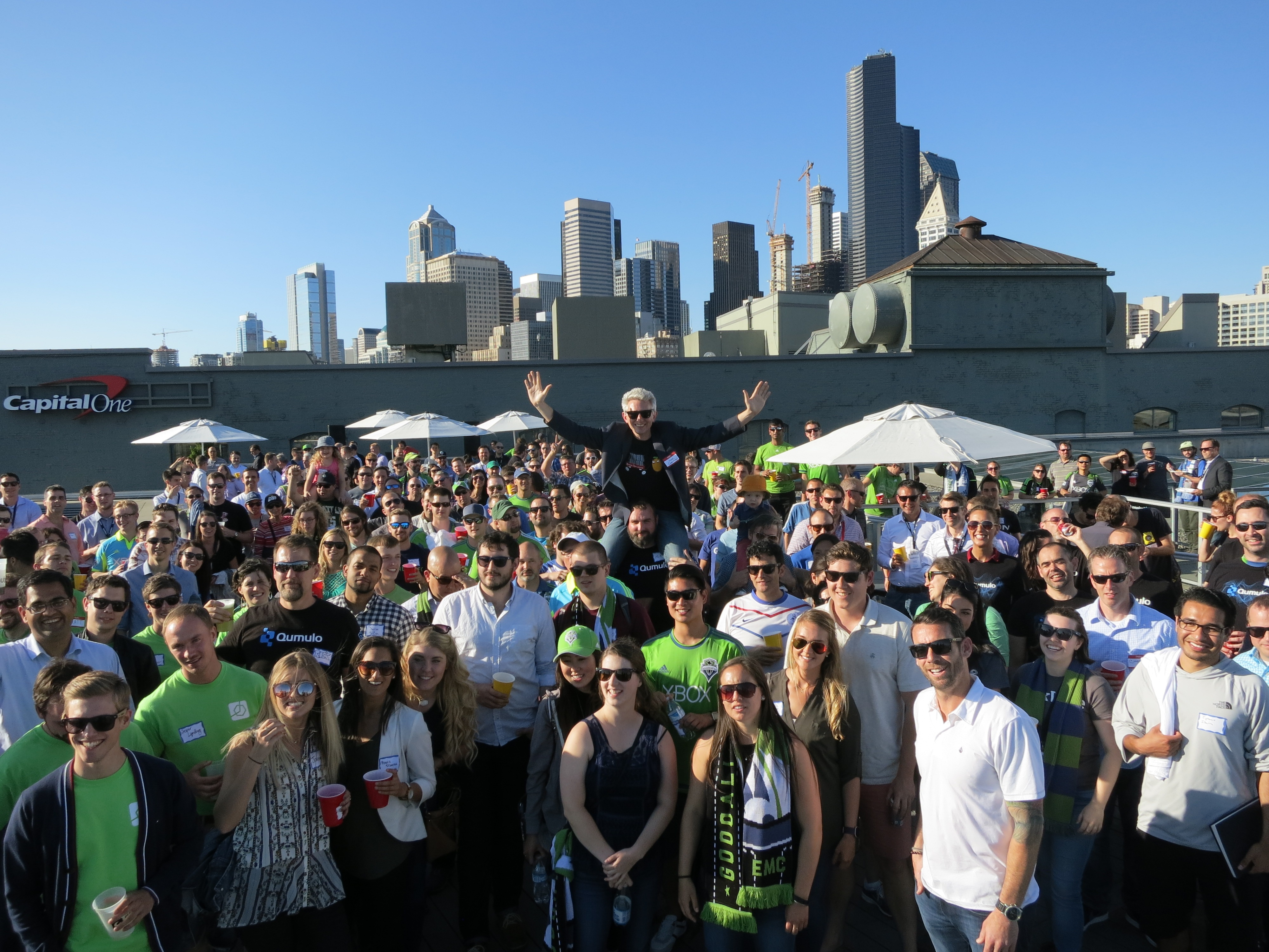Photo: Sounders Day
