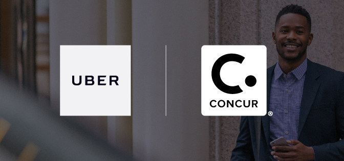 Concur And Uber Expand Business Travel Partnership Geekwire