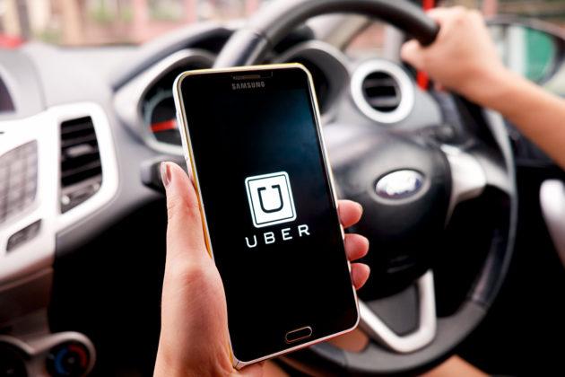 Uber shutterstock image