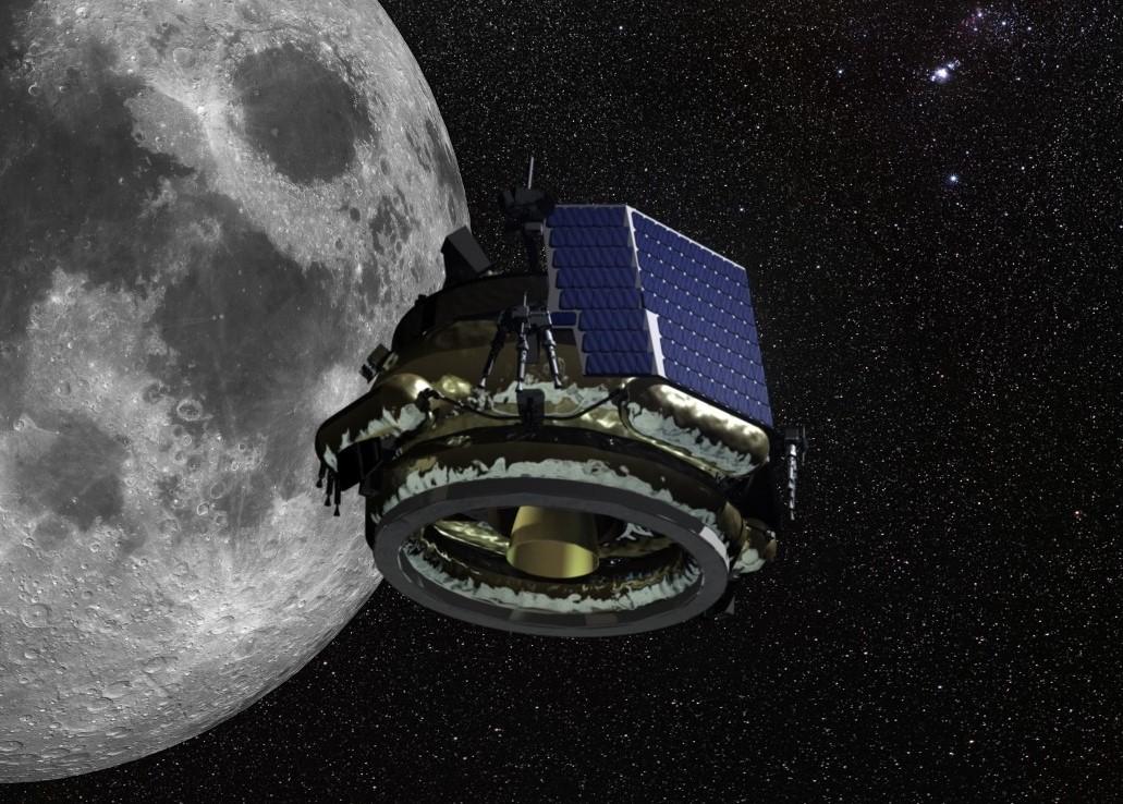 spacecraft found on moon - 1031×738
