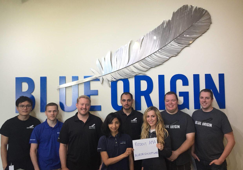 Blue Origin software engineers talk rocket science – GeekWire