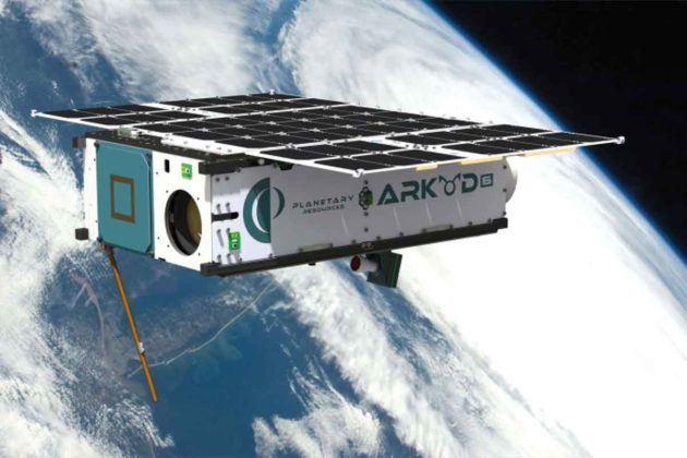 Planetary Resources' Arkyd 6 satellite