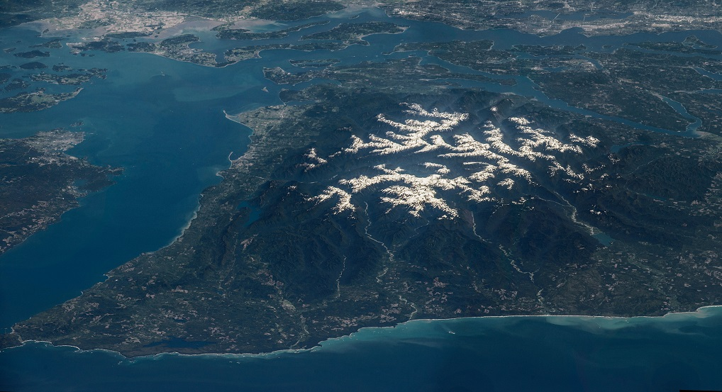 See The Olympic Peninsula From Space Geekwire