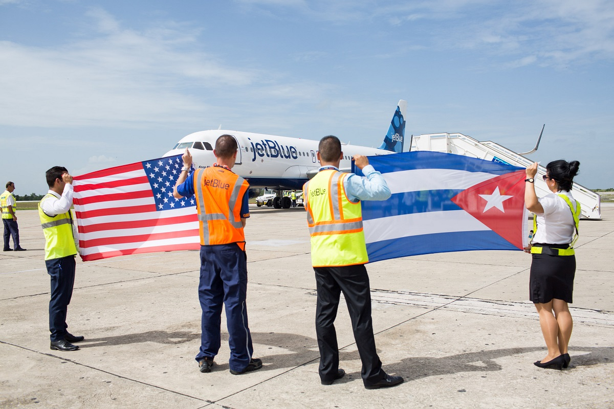U S Cuban Flights Begin Alaska Air Getting Ready Geekwire