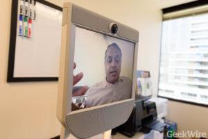 Deepak Savadatti via robot