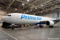 Amazon Prime cargo jet