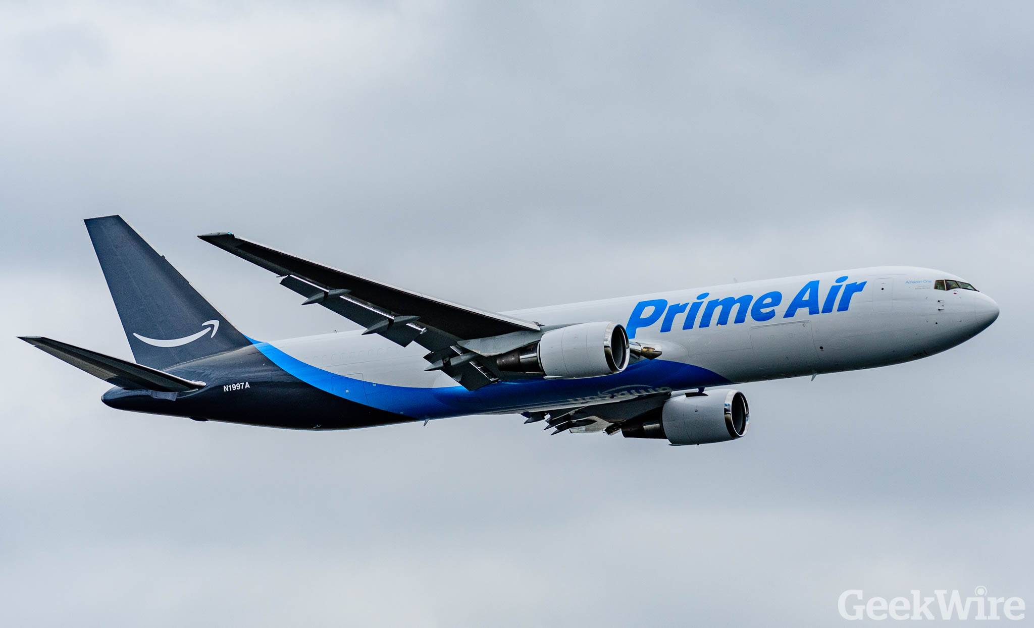 Prime Air pilots to protest outside Amazon's Seattle HQ for