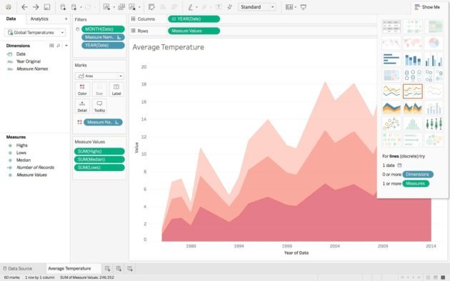 Tableau just released Tableau 10. Photo via Tableau.