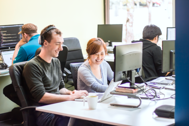 Bellevue College and Coding Dojo will begin offering partnered classes this fall. Photo from Coding Dojo.