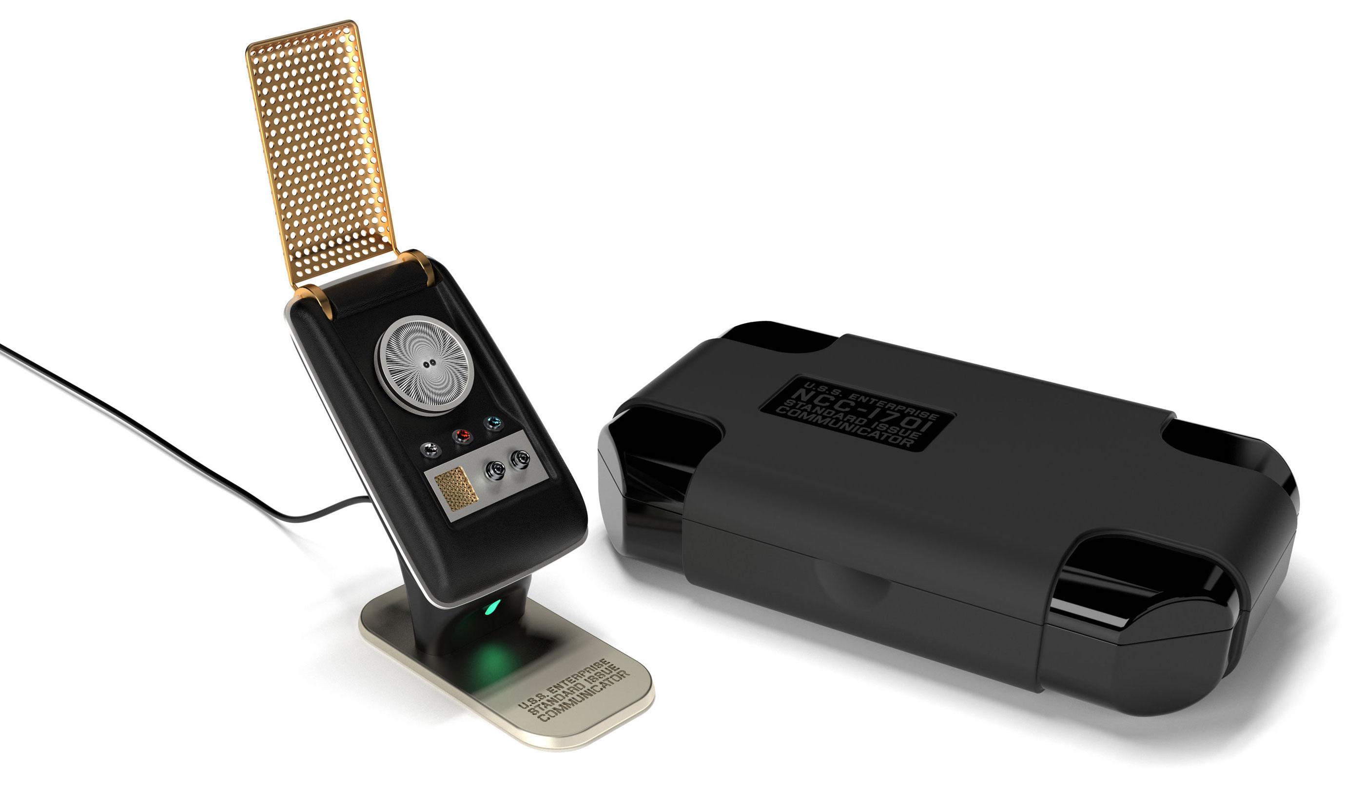 Review: 'Star Trek' Original Series Bluetooth Communicator